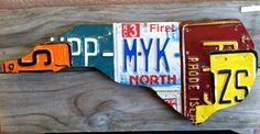 NC License by CafeRoche on Etsy, $149.00 Shape of lake or Wisc.