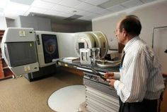Women treated with radiation for breast cancer are more likely to develop heart problems later, even with the lower doses used today, new research suggests. (via @The Associated Press; photo via Tribune-Democrat/John Rucosky)