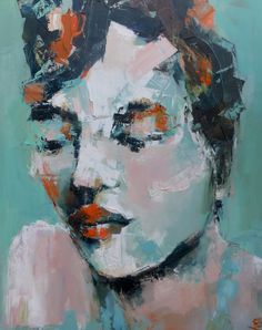 Oil on canvas 150 x 120 cm