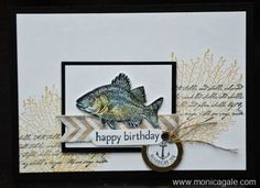 Stampin'Up! By the Tide www.monicagale.com-