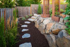 Peterson Property - traditional - Landscape - Portland - Paradise Restored Landscaping & Exterior Design