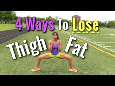 How to Lose Back Fat - Top 4 Exercises - YouTube