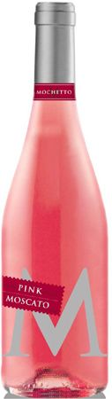 Mochetto 2010 Rosato    Top 10 Brunch Wines        ROSÉ    Mochetto 2010 Rosato  Delle Venezie, Italy    Composed mainly of Moscato Rosé with the addition of some Brachetto, this pink Moscato is very sweet and low in alcohol content. It offers fresh fruit flavors of peach and strawberry with a hint of rose blossom.