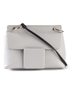 Shop Jil Sander 'Lady' crossbody bag in Feathers from the world's best independent boutiques at farfetch.com. Shop 300 boutiques at one address.