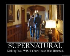 ...making you wish your house was haunted...