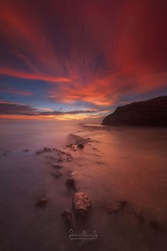 etherealvistas:  Red-Hot (Philippines) by Patrick Marson Ong    Website    Facebook