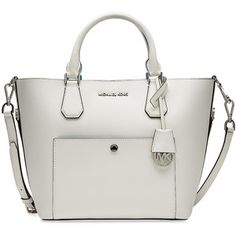 Michael Michael Kors Leather Shopper