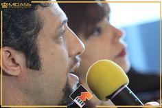 Verdiano Vera. Ideatore e Direttore del FIM. Conferenza Stampa 5 Maggio 2014. FIM - Fiera Internazionale della Musica. 16/17/18 Maggio 2014. Fiera di Genova. (© 2014 Midass/FIM® - Foto di Maurizio Piperissa)