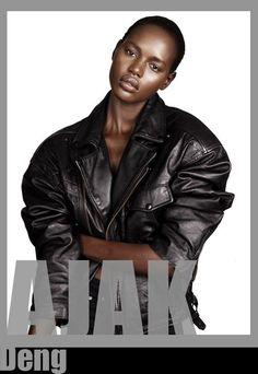 Ajak Deng - Model Profile - Photos & latest news