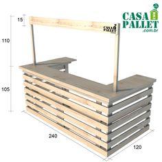 Outdoor Garden Bar, Diy Garden Bar, Diy Outdoor Bar, Backyard Bar, Palet Bar, Wood Pallet Bar, Wood Pallets, 1001 Pallets, Diy Bar