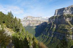 8 lugares espectaculares del Pirineo Aragonés. Valle de Ordesa. Parque Nacional de Ordesa y Monte Perdido