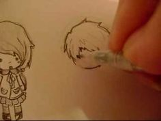 Great video for drawing a chibi