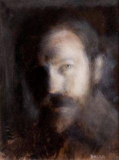 Giacomo Balla (1871-1958) - Autoritratto notturno (1909)