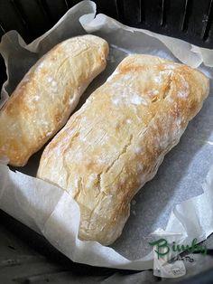Saltimbocca Napoletani o Panini di Pizza   Bimby con Rox Bread, Food, Diet, Brot, Essen, Baking, Meals, Breads, Buns