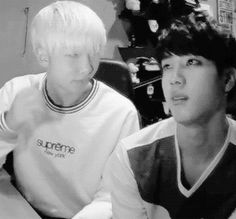 I want someone to look at me like RapMon looks at Jin.