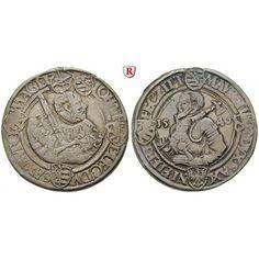 Sachsen, Gemeinschaftliche Prägungen, Johann Friedrich und Moritz, Taler 1546, ss+: Johann Friedrich und Moritz 1541-1547. Taler… #coins