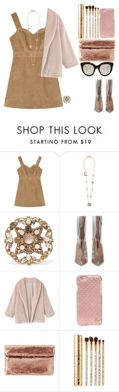 """""""Brooklyn baby//Lana Del rey"""" by gb041112 ❤ liked on Polyvore featuring Roberto Cavalli, Erickson Beamon, MANGO, Tory Burch, Charlotte Russe, Sephora Collection and Victoria Beckham"""