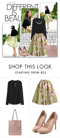 """""""SheInside II/4."""" by adanes ❤ liked on Polyvore featuring Once Upon a Time, women's clothing, women, female, woman, misses, juniors and Sheinside"""