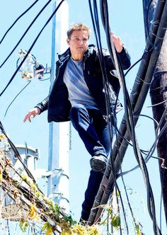 Jeremy Renner/Aaron Cross/The Bourne Legacy