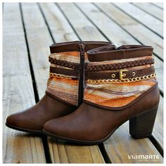 winter - country boots - colors - Inverno 2015 - Ref. 15-5702