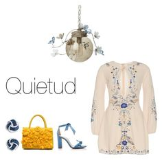 """""""quietud"""" by solpaulins on Polyvore featuring Canopy Designs and Alexandre Birman"""