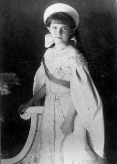 Anastasia grand duchess Romanov by truity1967, via Flickr........♥