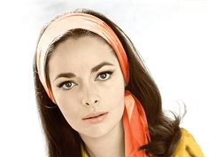 Natalie Wood - love your scarf