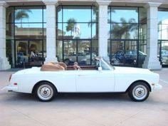 Rolls royce cabrio - roadster de automóviles usados
