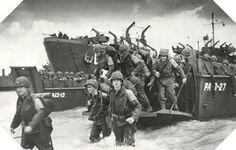 Débarquement allié en Normandie, le 6 Juin 1944 -