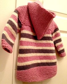 Oslo-anorakken er i vinden og jeg har fått den æren av å strikke en på bestilling. Den er strikket i DROPS Nepal på pinne nr 5.            ... Oslo, Nepal, Pullover, Knitting, Sweaters, Image, Fashion, Moda, Tricot
