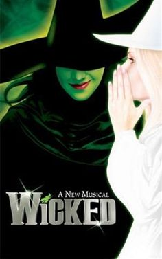Last night I went to see Wicked  at the Capitol Theatre in Sydney and, having read the book by Gregory Macguire on which it is based a coup...