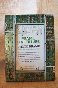 Image of Recycled Motherboard Frame - Frame The Future - Raymond!