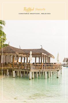 Maldives Travel Recap + ideas