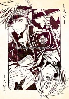 Lavi in playing card form