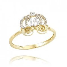 Anillo de oro. Unique Diamond Rings, Gold Rings, Cute Kawaii Drawings, Fake Tattoos, Quinceanera Dresses, Gold Dress, Rose Gold, Dance Videos, Jewelry