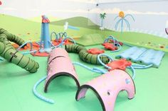 """""""The kit has proved very popular with children"""" - Sutcliffe Member's SNUG equipment has gone down a storm at this Northampton indoor play centre"""