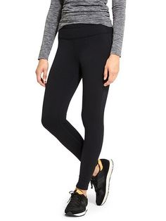 Athleta Polartec Power Stretch Tight- Omg they're fleece lined and I want to die <3 <3 next on my shopping list