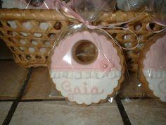 Biscotti bacetto bimba