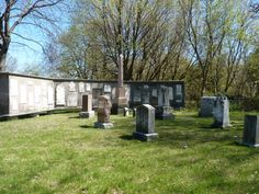 Farewell Cemetery Site | Archaeology in Oshawa - This cemetery is located south of the King Street East / Harmony Road South intersection