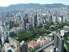 Belo Horizonte - Brazil (here I go)