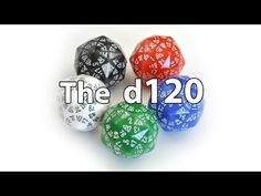 This D120 is the Largest Mathematically Fair Die Possible | Nerdist