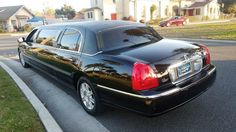 2007 Lincoln Town Car Executive 4dr Sedan **FOR SALE** By American Limousine Sales - 5250 W. Century Blvd. STE 212 Los Angeles, CA