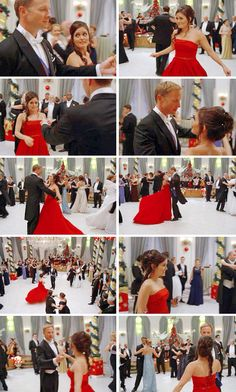Crown For Christmas, I enjoy this movie, hope to dance with my husband someday like this.