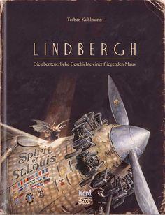schaeresteipapier: Bilderbuch - Lindbergh