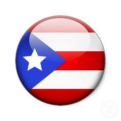 Puerto Rico Flag Stickers