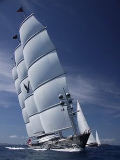 The Maltese Falcon, the new age of clippers