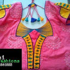 Chudidhar Neck Designs, Salwar Neck Designs, Kurta Neck Design, Neck Designs For Suits, Blouse Back Neck Designs, Cutwork Blouse Designs, Bridal Blouse Designs, Simple Kurti Designs, Designer Blouse Patterns