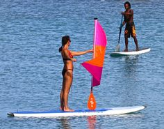 Stand Up Paddle Sailing, SUP accessories, Standup Paddle accessories