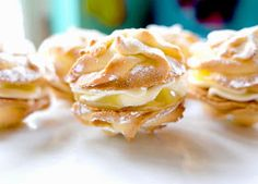 Lemon vienesse swirls