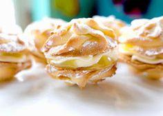 Lemon vienesse swirls